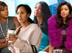 Sistas are doin' It for Themselves. So many Black women on TV, and yet... Photo: Essence Magazine Online