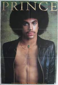 Young Prince lookin good1 If I were 14 and not all of 1 or 2 when this poster was out...